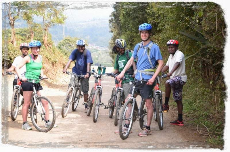 Savanah Cycling Safari